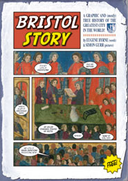 The Bristol Story front cover