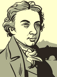Robert Southey from the comic