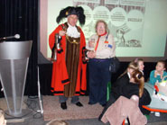 We are delighted that so many scouts and guides are joining in the Great Reading Adventure. Here is Maureen Waller from the Brunel Scout District with the Lord Mayor of Bristol on launch day. The photograph was taken by her colleague Roy Harvey.